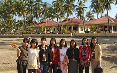 Chaung Thar Beach Trip